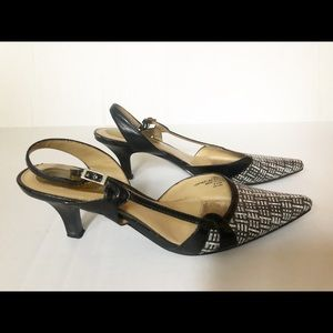 "Liz Claiborne Flex 3"" Heels"